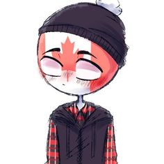 Read ☻ ◉ 1 ◉ ☻ from the story ~~Imagenes de countryhumans y countryballs ~~ by (akita neru) with reads. Hetalia, Mundo Comic, Canada, Human Art, Country Art, Wattpad, Photo Book, Cute Art, Art Reference