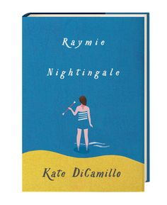 Oh my gosh !!!!!! Kate Dicamillo is writing a new book!!!!!!!!