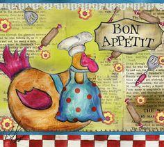 Lang Desktop Wallpaper | January 2016 | Kitchen Whimsy