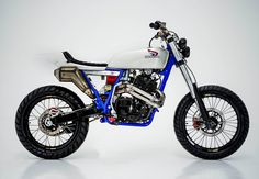 HERENCIA CUSTOM GARAGE: Proejct #34 - XR 600R