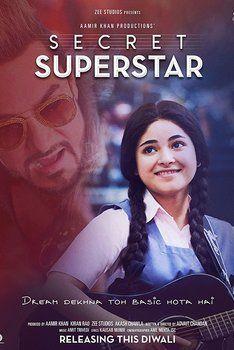 Süperstar - Secret Superstar 1080p izle, Süperstar - Secret Superstar aamir khan film izle, Süperstar Aamir Khan filmi izle, süperstar hint filmi full izle