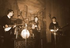 astrid kirchherr | The Beatles live on stage during their final residency at the Star ...