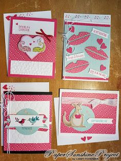 Her are some Paper Pumpkin alternatives for the 2019 January Paper Pumpkin ~Enjoy More standard out of the box designs. Valentine Day Love, Valentine Day Cards, Valentines, Stampin Up Paper Pumpkin, Pumpkin Cards, Cool Cards, Quick Cards, Hand Stamped Cards, Stamping Up