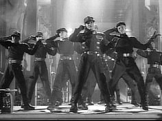Janet Jackson. Rhythm Nation is still one of my favorite videos ever.