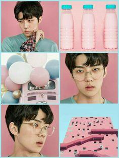 Aesthetic Sehun EXO