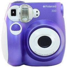 Polaroid Instant Analog Camera...waaaaaaant!!