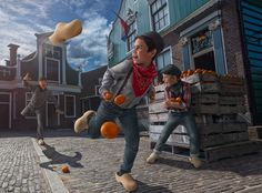 Old Dutch fun ;) by Adrian Sommeling on 500px