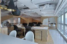 The Cool Hunter - Crisp Office Design, Hong Kong