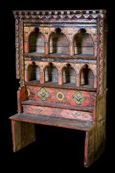 Tibetan personal altar