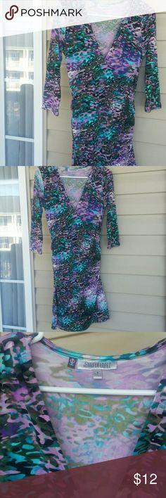 Dress Jennifer Lopez Cure Dress Jennifer Lopez Dresses Midi