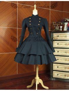 2014-Boutique-Women-Golden-Embroidery-Stand-Collar-Woolen-Coat