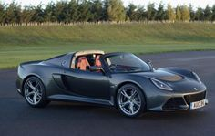 Lotus Exige Roadster S: Roofless and fast - CNET Reviews via @CNET