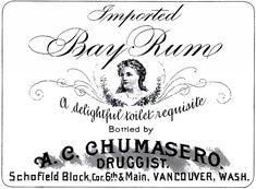 Pretty Vintage Drug Store Label! - The Graphics Fairy