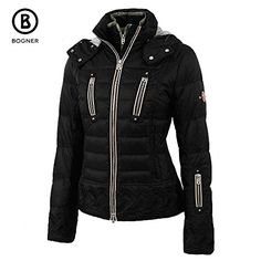 Bogner Diad Size 14 Blk Down Parka Wmns *** Check out this great product. (Note:Amazon affiliate link)
