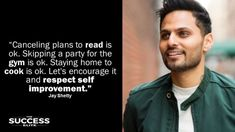 Jay Shetty quotes that gives the most actionable tips, advice to achieve your goals. improve your life and be more successful. Learn about JAY SHETTY. Positive Vibes Only, Positive Life, Positive Quotes, Motivational Quotes, Inspirational Quotes, Quotes To Live By, Love Quotes, Unique Quotes, Life Lesson Quotes