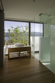 #Parquet en #Bathroom #Decor #Interiordesign #Home #Mataro #Barcelona www.decorgreen.es