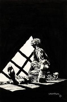 Bernie Wrightson: Lost Drawings