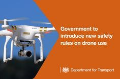 Drone Registration coming to the UK