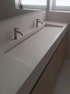 Microtopping badkamer - Texture Painting Microtopping toepassingen en stijlvolle…
