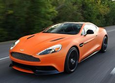The British automotive manufacturer Aston Martin, recently presented the 2014 Vanquish.