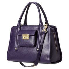 3.1 Phillip Lim for Target® Medium Satchel - Purple  LOVE -- but not for sale yet.