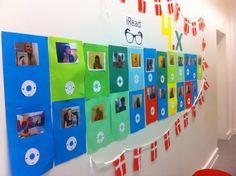 Den 8. september var det international læsedag. Det fejrer vi med fokus på masser af læsning! Vi har arbejdet med at finde en passende bog og i dag har vi lavet en iRead-væg med alle de bøger, vi er i gang med lige nu. Det ser så flot og farverigt ud! Vi brugte knapper fra […]