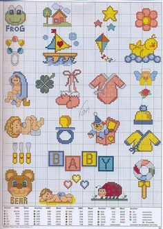 Thrilling Designing Your Own Cross Stitch Embroidery Patterns Ideas. Exhilarating Designing Your Own Cross Stitch Embroidery Patterns Ideas. Baby Cross Stitch Patterns, Cross Stitch For Kids, Mini Cross Stitch, Cross Stitch Cards, Cross Stitch Designs, Cross Stitching, Cross Stitch Embroidery, Embroidery Patterns, Baby Patterns
