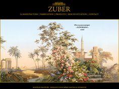 ZUBER - Accueil