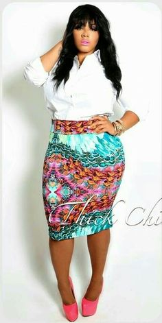 Cute Plus Size Clothing For Teens Spring outfit for plus size