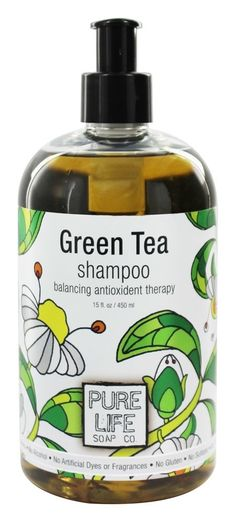 Save on Shampoo Green Tea by Pure Life Soap Co. Shop online for Personal Care & Beauty, Pure Life Soap Co. items, health and wellness products at discount prices. Green Tea Shampoo, Lose Belly Fat Quick, Green Tea Drinks, Best Green Tea, Incredible Gifts, Best Shampoos, Green Tea Extract, Organic Living, Drinking Tea