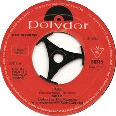 Badge, Cream, Polydor, 1969