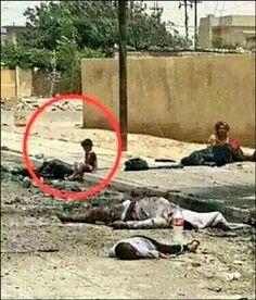 #Gaza Enfant perdu choqué,un missile #israel a bombé sa famille pauvre enfant à quoi pense t'il :'( #ICC4Israel pic.twitter.com/TxJE41c9hb