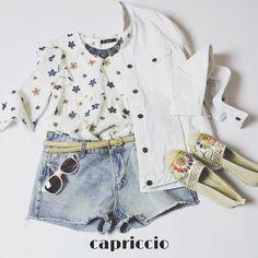 Ένα τέλειο outfit για της βόλτες σας θα τα βρείτε όλα στο http://ift.tt/2pEuexU #fashion #fashionista #eshop #style #boho #bohostyle #capriccioshop #capriccio #smile #onlineshop #jeans #jacket #spring #springfashion #giftforwomen #girls #woman #girly #girls