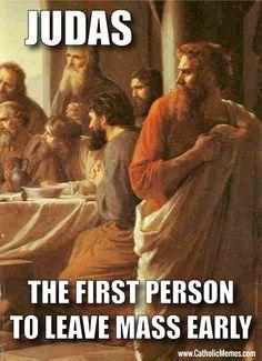 The Judas Shuffle