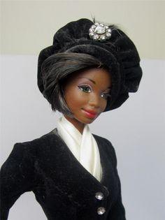 Barbie AA Doll Romantic Interlude Designer 1997 Black African American 17137 EXC | eBay