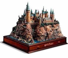 harry potter castillo edicion peliculas año 1 - 7.2 blu-ray