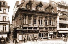 Rouen_l'actuel office du tourisme