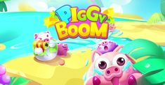 free cheats and coins piggy booms