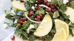 11+Seriously+Awesome+Kale+Salads -Cosmopolitan.com