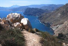 Cala de San Pedro - Almería