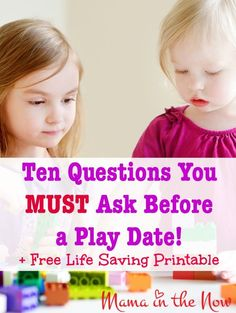 Ask to many questions dating sites
