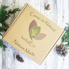 We are proud to offer eco biodegradable shipping boxes, made with 100% recycled kraft paper from a FSC certified print shop! 💚 We are also reusing the shipping boxes we receive.Reuse or Recycle please!