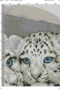 tigres-blancos-2.jpg (726×1063)