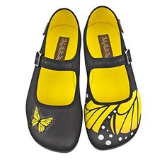 Hot Chocolate Design Chocolaticas Butterfly Women Mary Jane Flat Multicoloured US Size: 9 Hot Chocolate Design http://www.amazon.com/dp/B00LLPR1MI/ref=cm_sw_r_pi_dp_VYmuvb0TKFBMR