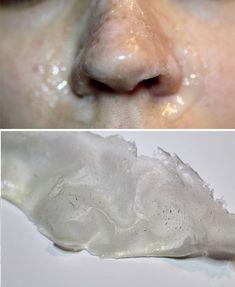 Wanneer ze laat zien wat haar Zelfmaak neus strips hebben verwijderd... je koopt…