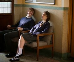 """New still of Sam Claflin in """"Love, Rosie"""" 
