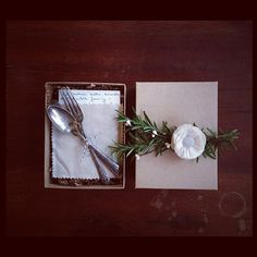 Petal and Print : Invitation to Dinner