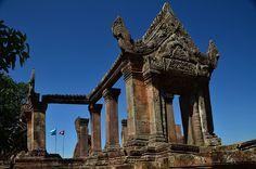 Preah Vihear Temple -  Cambodia (@Frank Starmer)