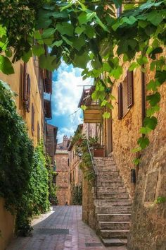 Pienza - Tuscany, Italy #VisitingItaly