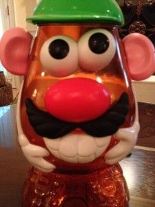 Mr. Potato Head for language therapy:  body parts, size concepts, multi-step directions, pronouns and prepositions.